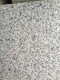 Tuile gris-clair du granit G603 pour le plancher