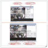 Sistema da câmera do veículo de HD 1080P 3G/4G/WiFi/GPS para fiscalização do CCTV do carro/barramento/caminhão/táxi