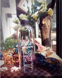fles van het Glas van de Fles van het Glas 1000ml Pongdang de Draagbare