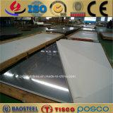 200 series 201 202 hoja de acero inoxidable del espesor de 21-4n 1m m en existencias