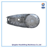 De alumínio morrer a carcaça para a carcaça leve do diodo emissor de luz do cilindro do vapor