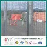 Système enduit de frontière de sécurité de garantie de PVC/frontière de sécurité de garantie Fence/358 en acier anti montée