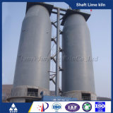 인도를 위한 최신 Sale Reliable Limestone Calcining Vertical Kiln