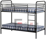 2015 neues Design Dormitory Furniture Student Steel Frame Bed für School/Military