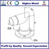 Bride de base de support pour la balustrade et la balustrade d'acier inoxydable