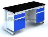 Ganascia di cuoio del laboratorio registrabile della mobilia del laboratorio di alta qualità