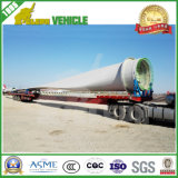 Extendable трейлер Lowbed от 17m до 45m