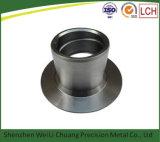 CNC точности мастерской CNC точности Китая продевая нитку части с нержавеющей сталью