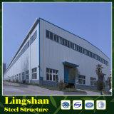 Prefab светлый завод сарая стали стальной структуры промышленный