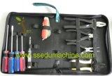 Elektrisches Maschinen-Trainings-Werktisch Gleichstrom-Maschinen-pädagogisches Geräten-didaktisches Gerät