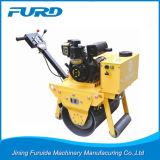 Solo compresor manual diesel del asfalto del tambor (FYL-600C)