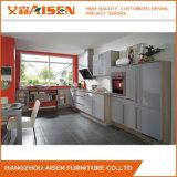 Cabinas de cocina por encargo de la laca de los muebles caseros