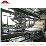 De productie van de Gelamineerde Bril van de Veiligheid voor Geluid (lawaaiisolatie)
