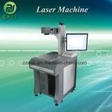 Kupferne silberne Gold-Belüftung-Markierungs-Drucken-Maschinen-Faser-Laser-Markierungs-Maschine für Metall