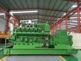 Generator-Set des Erdgas-60kw mit 3 Draht der Phasen-4