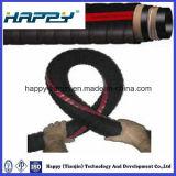 Tubo flessibile ondulato di rinforzo del camion del serbatoio dell'olio del filo di acciaio