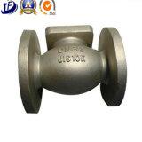 Отливка точности нержавеющей стали OEM для брошенного корпуса клапана
