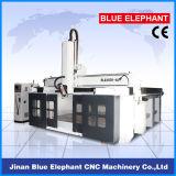 Ele-3030 talla modificada para requisitos particulares de la fresadora del CNC del eje de la espuma de poliestireno 4