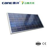 17.6%-18.6% célula solar do painel do sistema solar de eficiência elevada