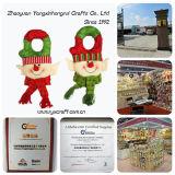 Elementi del regalo di festa di natale del prodotto del regalo di natale della decorazione di natale (ZY11S311-1-2 24 '')