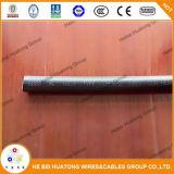 Cable de aluminio del conductor Xhhw/Xhhw-2 del alambre de la UL
