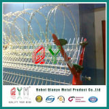 Qym-Airport Fence/Airport Fence с Razor Wire