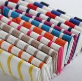 Nastro tinto 100% del filo di cotone singola Jersey