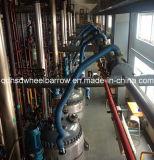 Extrahierung des Dampf-Armes für Ausbildungsstätte