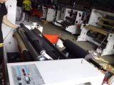 Rtwf-1600 Rewinder 짠것이 아닌 직물 Slitter 및 기계