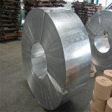 El cinc sumergido caliente Z120 cubrió la tira de acero galvanizada