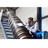 Tipo horizontal carbón pulverizado de la producción grande Lw550*1900 que deseca la centrifugadora de la jarra de China