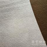 Imitación de cuero tejida cortinas Sofá Tela