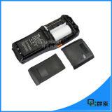 Preiswerter beweglicher industrieller Hand-PDA androider eingebauter Thermodrucker