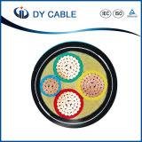 Кабель электропитания оболочки PVC хорошего качества с изоляцией XLPE