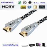 編まれる自動車HDMIケーブル