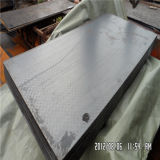 Placa Checkered laminada a alta temperatura do aço suave de St37-2 Ss400