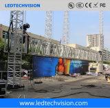 Visualizzazione di LED esterna dell'affitto di P4.81mm impermeabile (P4.81mm, P6.25mm)