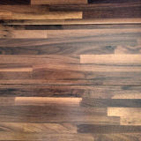 Дуб Handscraped деревянным проектированный настилом справляется деревянный настил партера