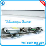 Sistema telescópico automático da porta deslizante