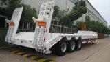 3 линия 6 Axle низкий кровати трейлер Semi