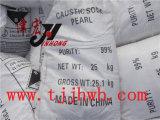 Exportador profissional de pérolas da soda de 99% Casutic