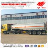 Fabricación de China 40cbm planta comestible de petroleros Semirremolque