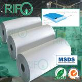 Papel sintético Printable da tinta ordinária seca rápida BOPP para etiquetas