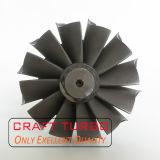 Asta cilindrica della rotella di turbina di Td06h