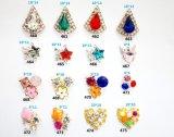 3D 수정같은 모조 다이아몬드 합금 못 예술 훈장