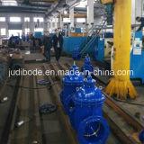 Valvola duttile della paratoia del ferro Ggg50 per acqua