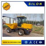 Silonのブランドの4X4車輪駆動機構が付いている小型サイトのダンプ