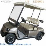 Veicolo elettrico di golf di Seaters della batteria 2