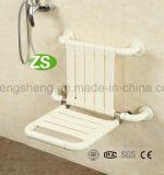 Assento de madeira de nylon plástico anti-bateriano Disabled do chuveiro
