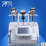 Máquina de emagrecimento portátil de cavitação RF Dispositivo de beleza para redução de celulite de lipoaspiração a vácuo